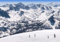 best time to go to winter sports in the Golden State