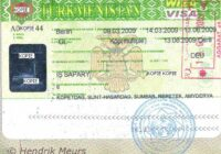Turkmenistan Business visa