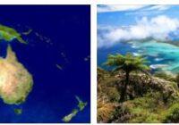 Oceania Climate