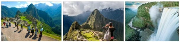 Types of Travel in South America